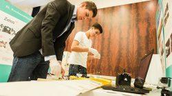 BFZ Projekt gewinnt Jugend forscht Landeswettbewerb