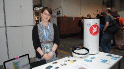 BFZ Projekt auf der Maker Faire