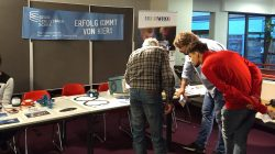 Das BFZ auf der MINT-Messe Reinickendorf forscht 2020